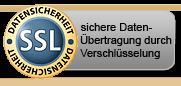 Sichere Verbindung dank SSL