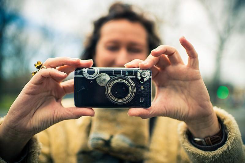 Erster Smartphone-Fotoworkshop