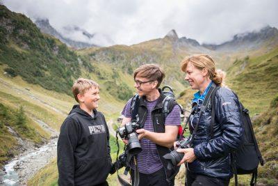 Bewegte Bilder – Videokurs in Österreich