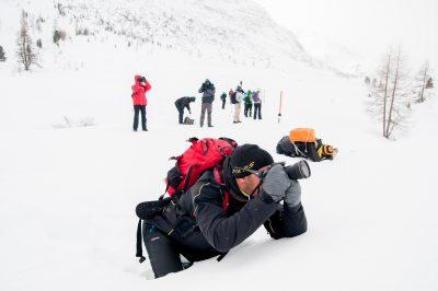 Es geht wieder in den Schnee! Winter-Fotokurs im Januar 2017