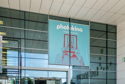 Unterwegs auf der Photokina 2016 in Köln