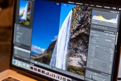 "Online-Kurs ""Bildbearbeitung mit Lightroom"""