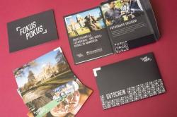 Fokuspokus Gutscheine für Fotokurse in Hannover