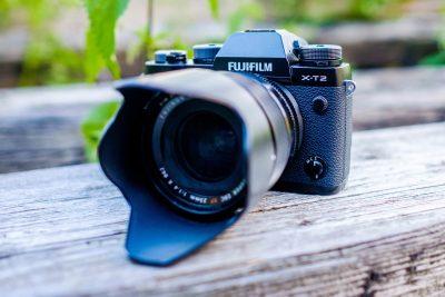 Hochmoderne Kamera im Retro-Look: Fokuspokus testet die neue Fujifilm X-T2