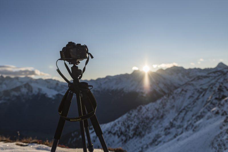 Erster Video-Workshop im Nationalpark Hohe Tauern in Österreich