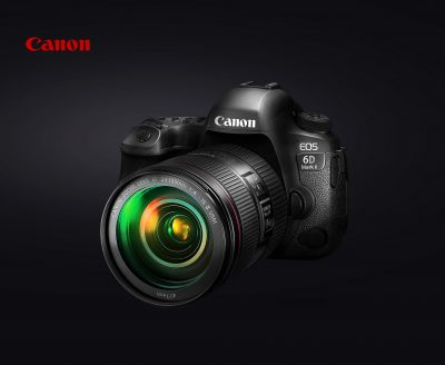 Canon EOS 6D Mark 2 VIP-Abend am 03. November 2017