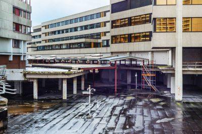 Architekturfotografie im Ihme-Zentrum mit besonderer Führung