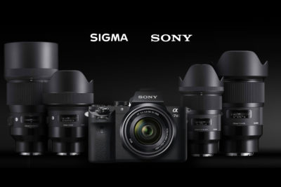 Spezieller SIGMA-Studio-Fotokurs für Sony E-Mount im September