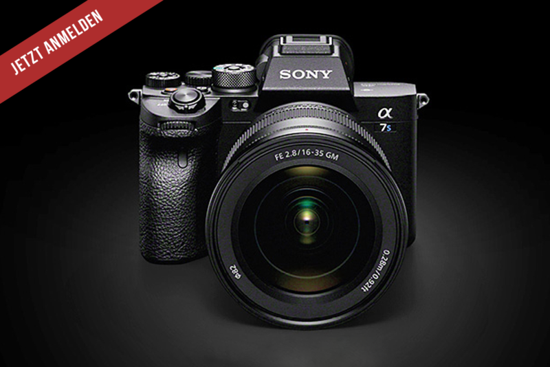 Sony A7s III Info-Abend am 19.08.2020 bei Fokuspokus in Hannover